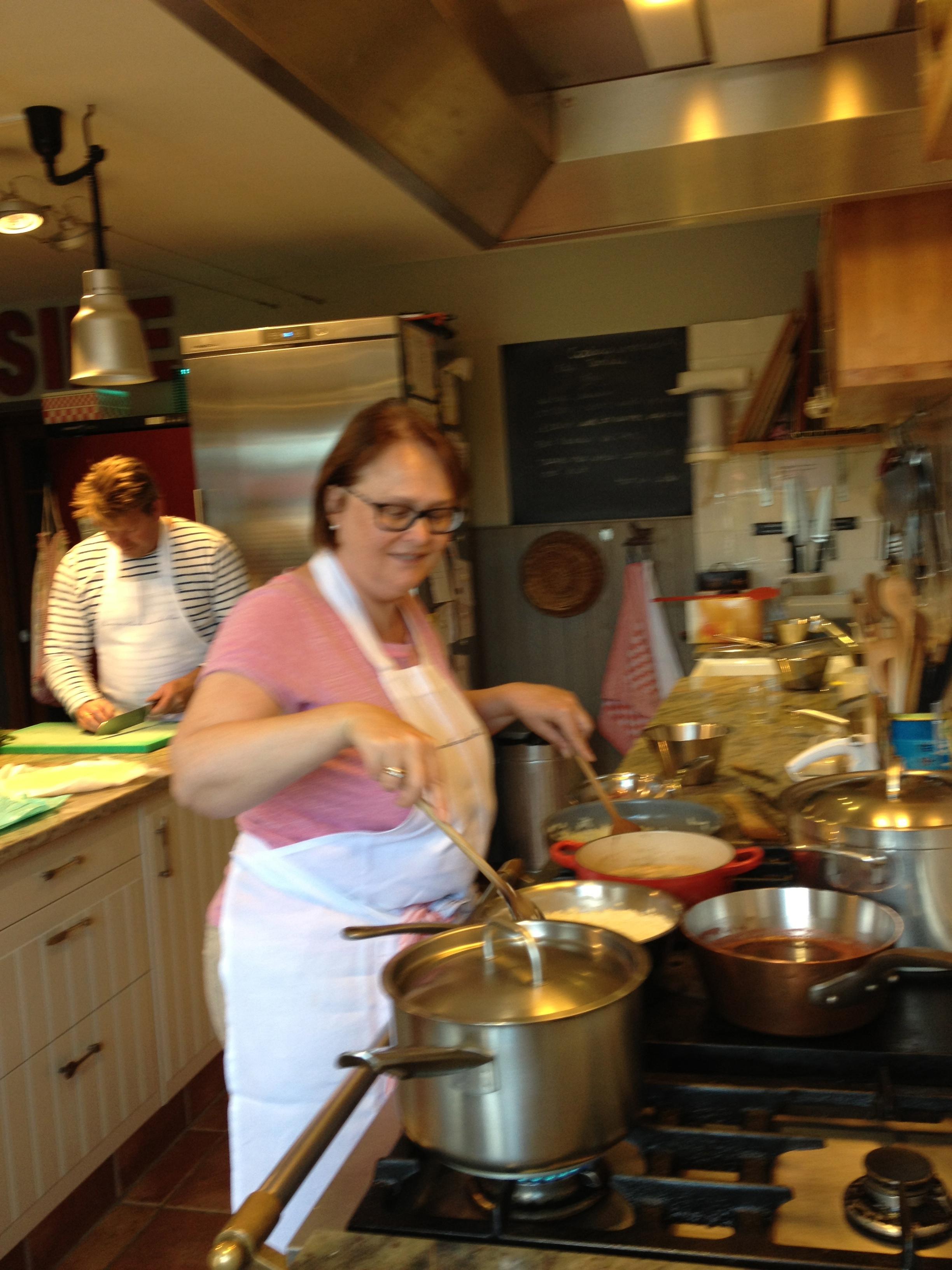 Taller de cocina la maison blanche aux volets bleus 39 blog for Taller de cocina teruel
