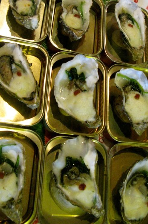 camembert vulling brandnetel oesters
