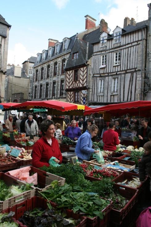 markt vannes