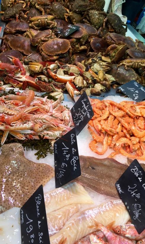 Voor iedereen een super start van de nieuwe week met deze heerlijke ingrediënten van Bretoense bodem. Anouck vanuit www.lamaisonblancheauxvoletsbleus.com