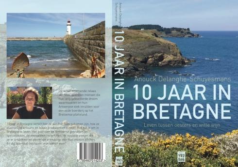 cover 10 jaar Bretagne